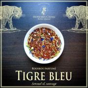 Tigre bleu, rooibos bio