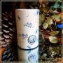 Boîte mésange bleue papier washi 100gr