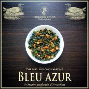 Bleu azur thé bleu oolong