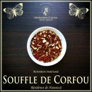Souffle de Corfou, rooibos parfumé biologique