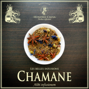 Chamane, infusion