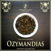 Ozymandias, thé noir