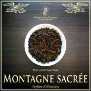 Montagne sacrée, thé noir