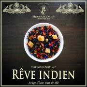 Rêve indien, thé noir