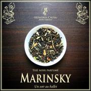 Marinsky, thé noir bio