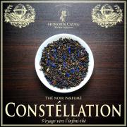 Constellation, thé noir bio