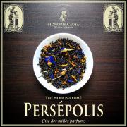 Persépolis, thé noir bio
