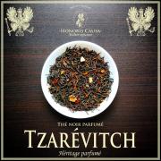 Tzarévitch, thé noir biologique