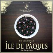 Île de Pâques, thé noir